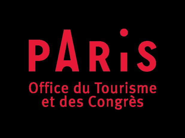 Logo de l'office du Tourisme et des congrès de Paris