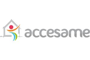 Logo d'Accesame