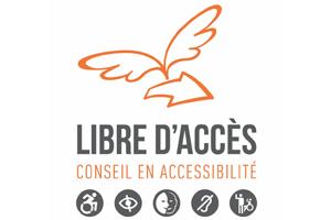 Logo Libre d'accès