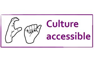 Logo Culture Accessible